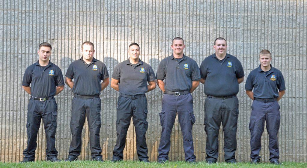 Cadets at MCC