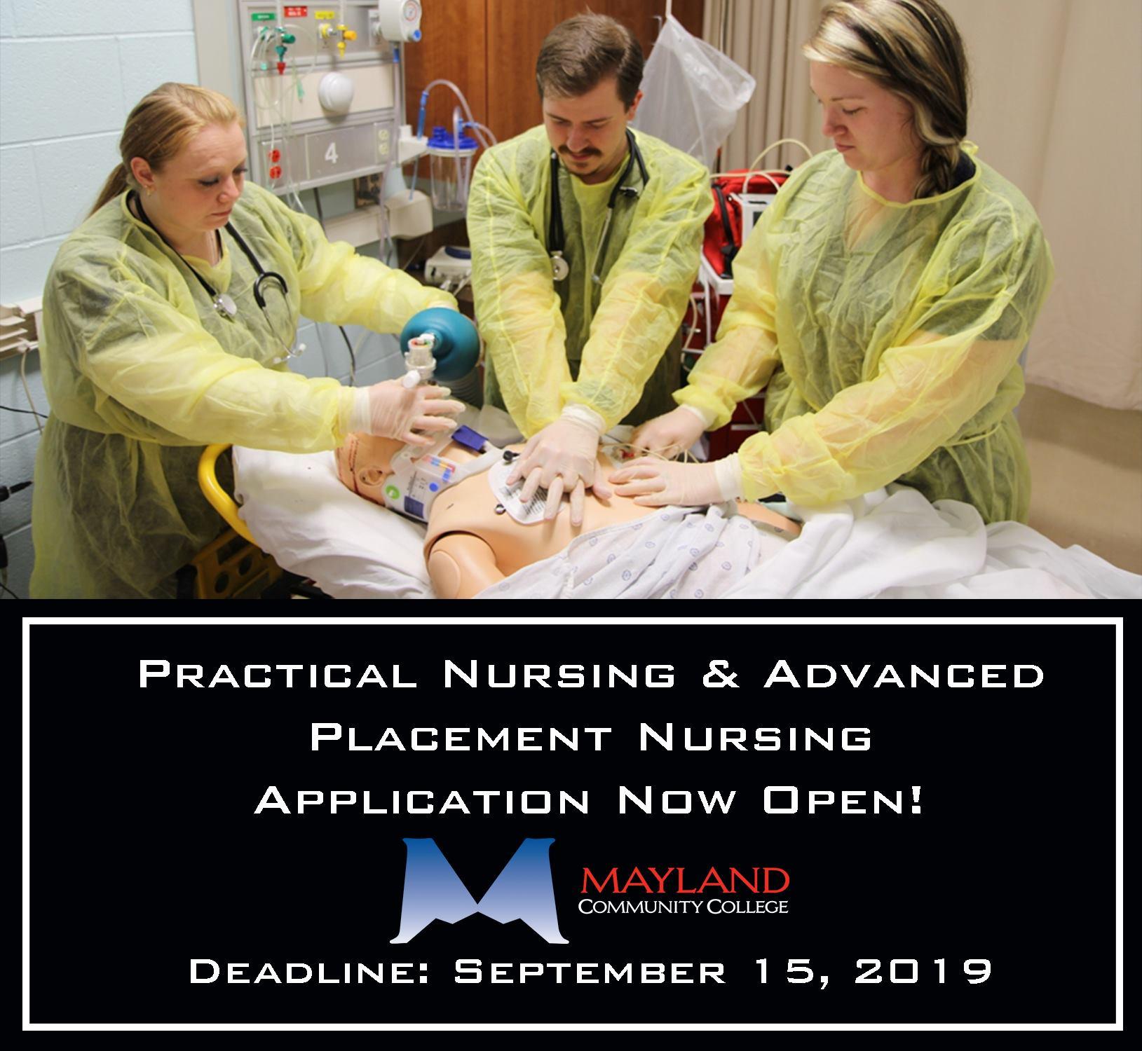 Practical Nursing Ad