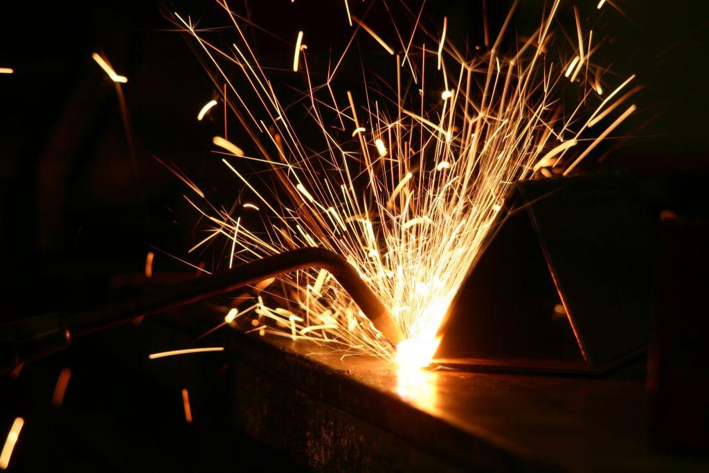 welding cutting process