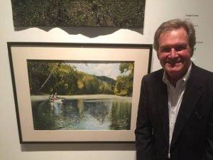 Robert Eoff-Watercolor with Bob